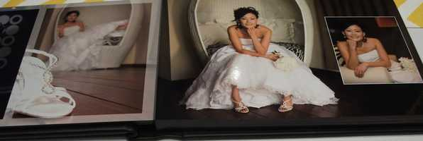 Pixels On Paper Photography and Graphic Design talked about styles, events and packages with the bridal show guests.