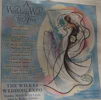 Click here : The Journal Patriot then contact (caroline@journalpatriot.com) to put your names in the wedding section of the newspaper. Caroline Czerkawski was giving out these newspapers at the bridal show.