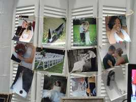 Kari V Photography discussed prices for each shot or as packages. (facebook page)