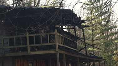 Boone apartment fire
