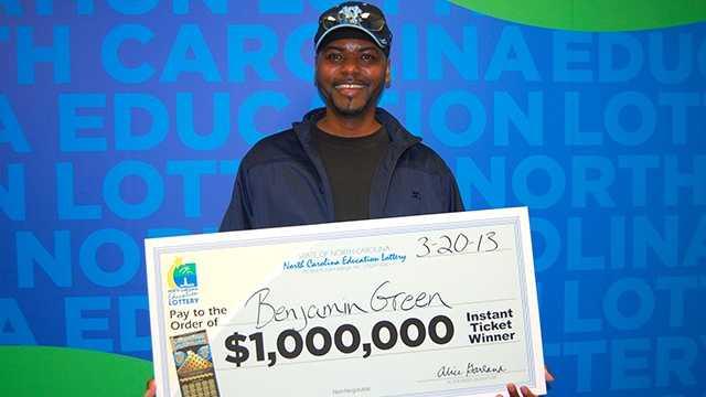 Benjamin Green (NC Education Lottery)