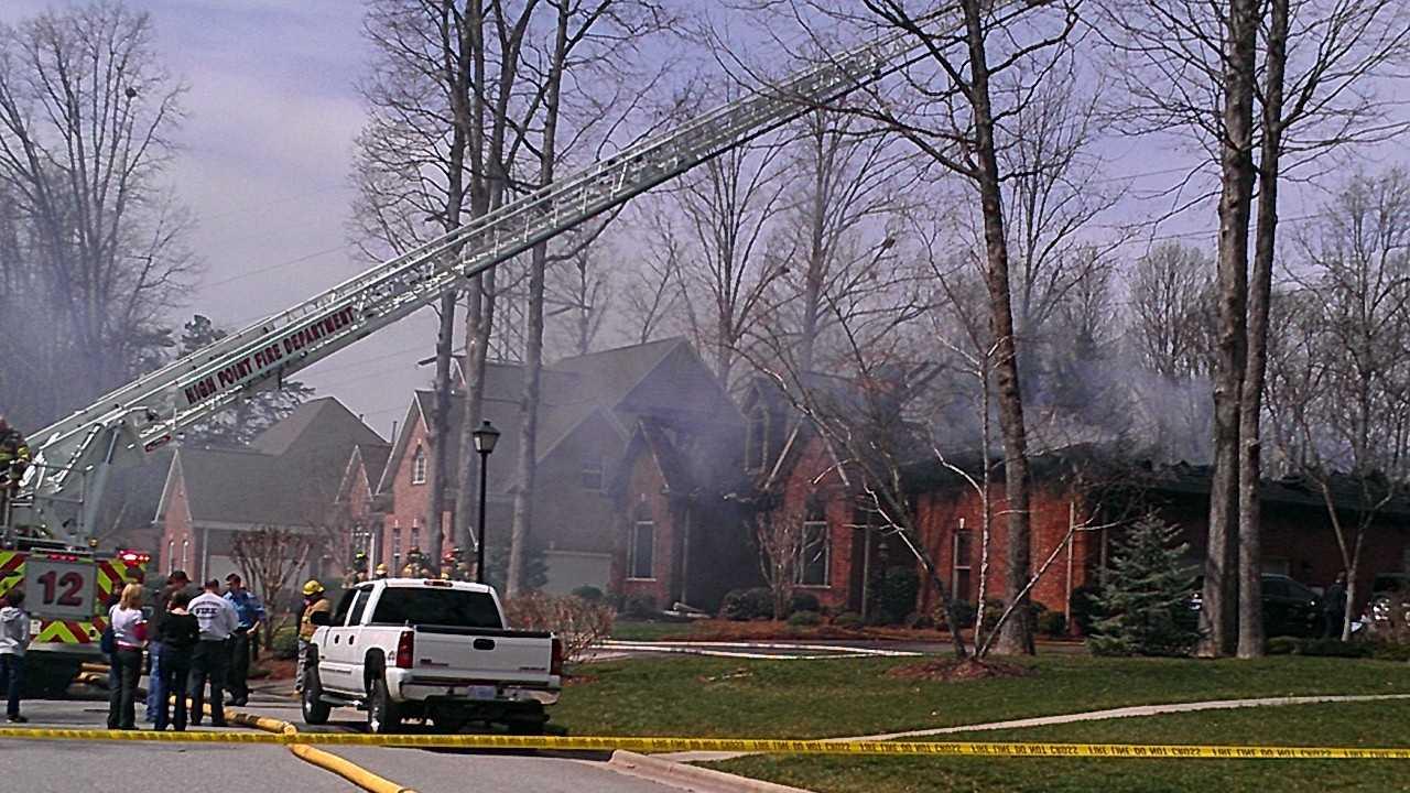 HP house fire