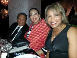 Former ambassador Andrew Young and wife Carolyn