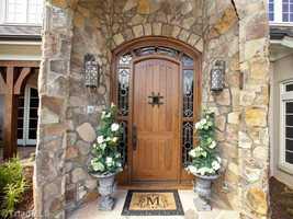 Turret Entrance