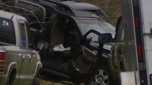 Crash on Highway 109 in Denton