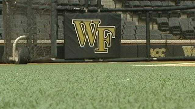 The Deacs play host to Boston College for a 3-game series starting Saturday afternoon with all the ticket proceeds benefiting the victims of the Boston Marathon.