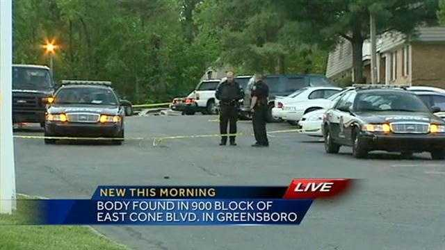 Man shot, killed in Greensboro