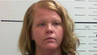 Christy Lynn Sawyers (Surry County Jail)