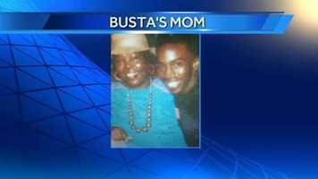 WXII 12 Traffic Busta's mom.