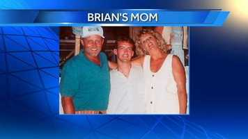 WXII 12 Meteorologist Brian's mom.