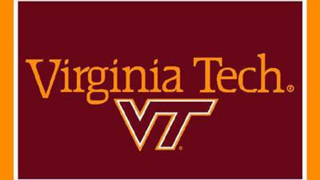 Virginia Tech sign