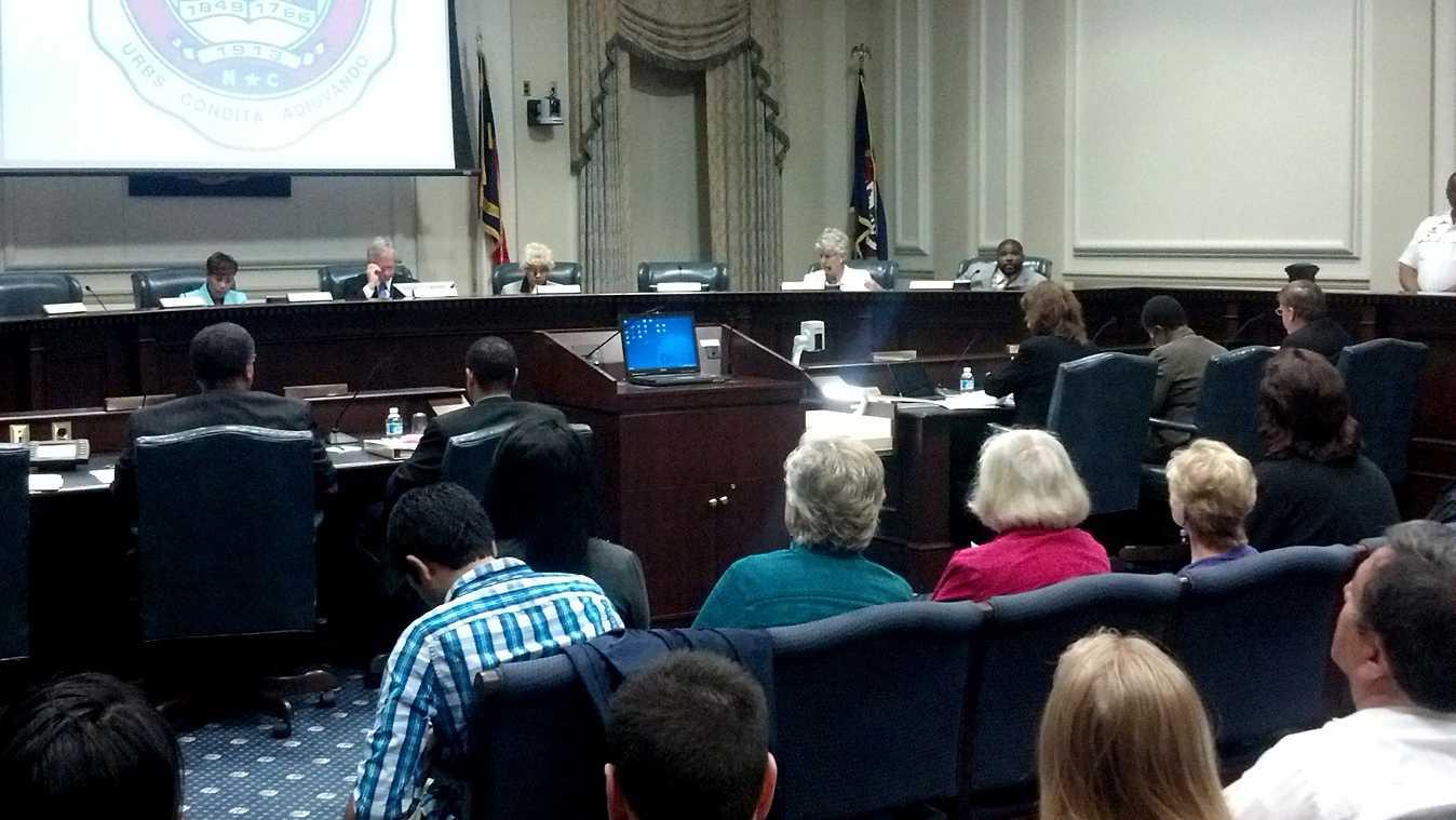 Winston-Salem City Council