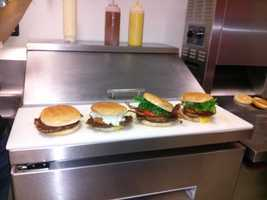 Get ready for one of the best tasting burgers around!