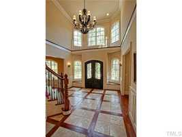 Two-story Grand Foyer