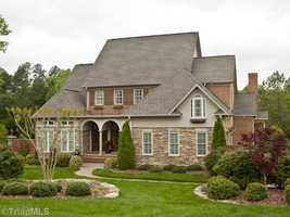 This four bedroom Summerfield home is priced at $1,250,000.