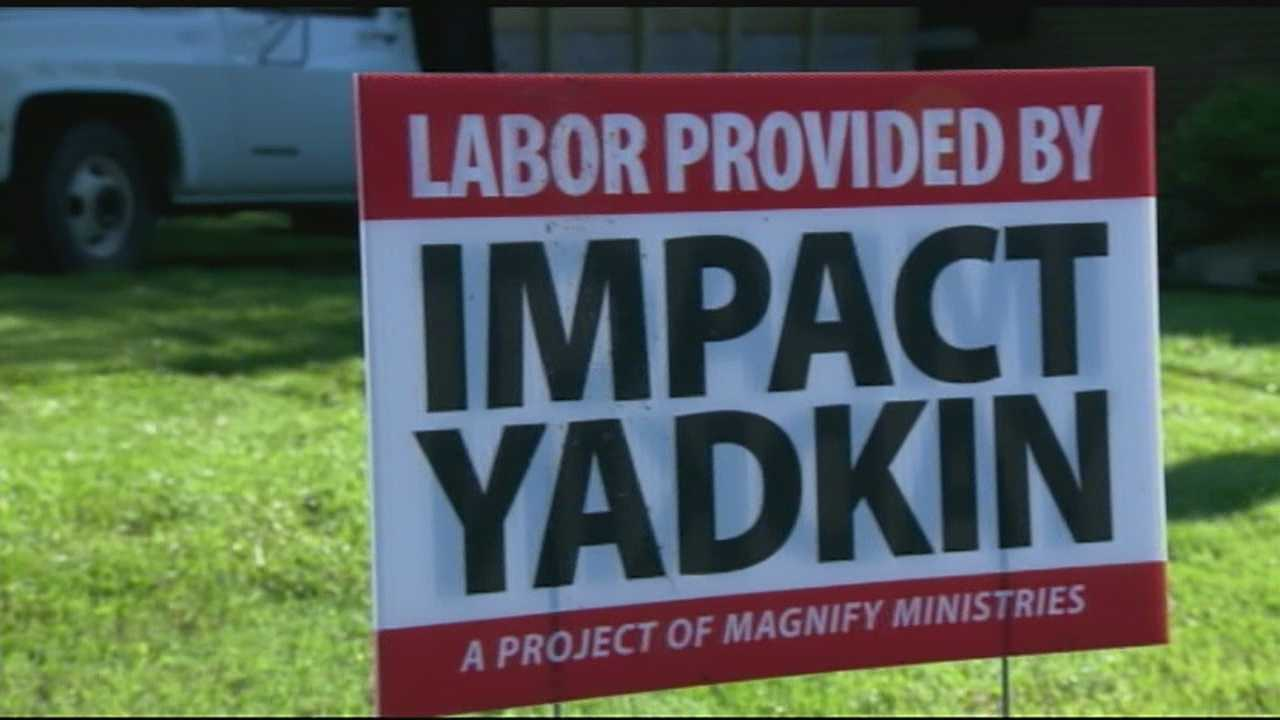 'Impact Yadkin' lends a helping hand