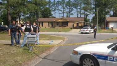 Officer shoots man during death investigation