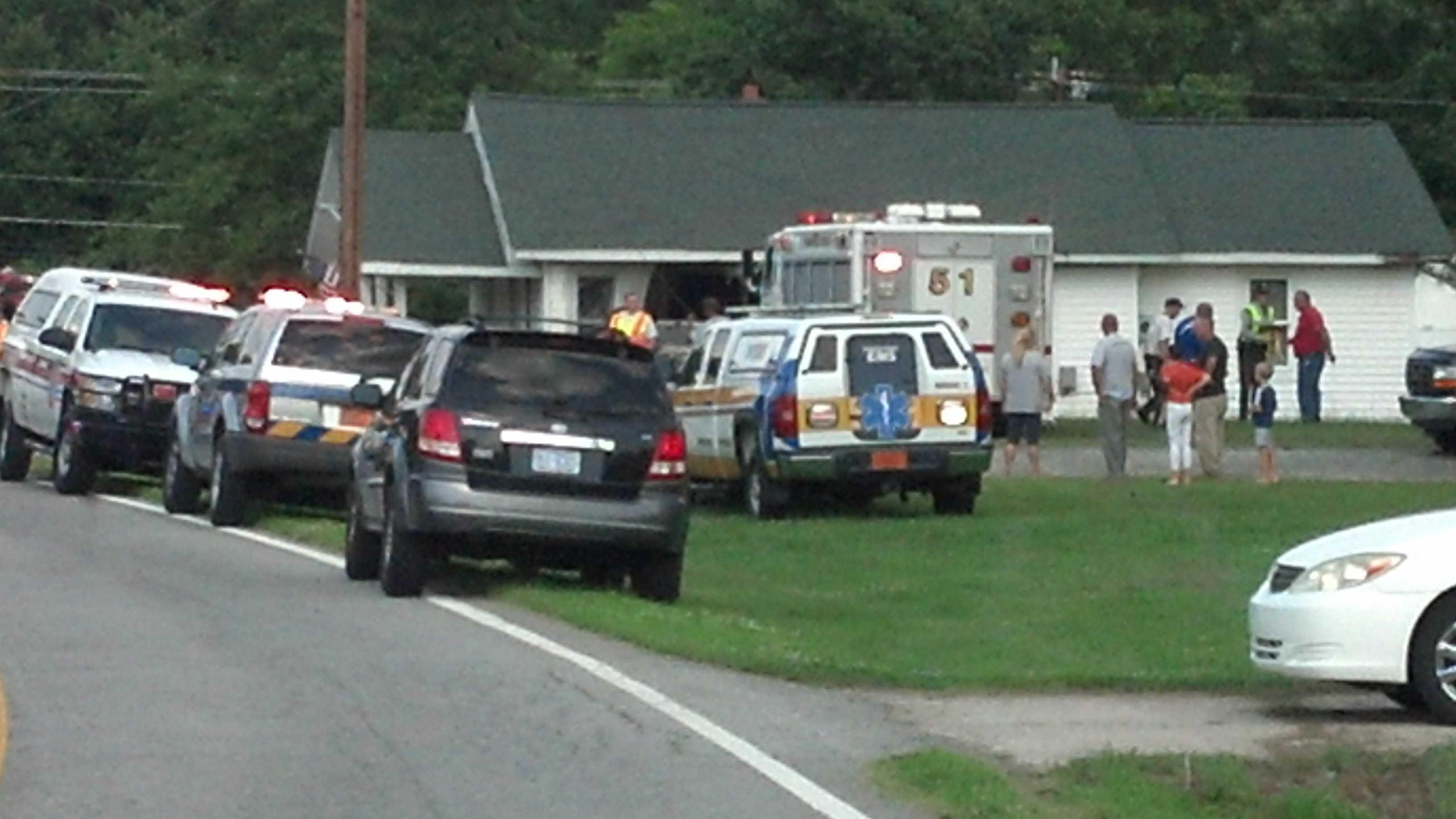 Thomasville car crash