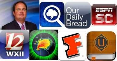 Austin's Favorite Apps :Weathertap: Powerful features prepare you before severe weather strikes. And knowing ahead of time about dangerous conditions helps you protect property and save lives. The app is accurate and reliable. Best of all, it's fast, easy and free.ESPN: Personalized scoreboards, news, and video highlights from your favorite teams and leagues, highlighting the games you care about.Our Daily Bread: Daily devotional thoughts presented in Our Daily Bread help readers spend time each day in God's Word.Radarscope: RadarScope is a specialized display utility for weather enthusiasts and meteorologists that allows you view NEXRAD Level 3 and super resolution radar data along with Tornado, Severe Thunderstorm, Flash Flood Warnings, and predicted storm tracks issued by the National Weather Service. $9.99My Utmost For His Highest: These daily readings have been selected from various sources, chiefly from the lectures given at the Bible Training College, Clapham, during the years 1911-1915&#x3B; then, from October 1915 to November 1917, from talks given night by night in the Y.M.C.A. Huts, Zeitoun, Egypt. In November 1917 my husband entered into God's presence. Since then many of the talks have been published in book form, and others from which these readings have been gathered will also be published in due course.Fandango:  Browse Movies, Find Theaters, Purchase Tickets, and Share + Sync.WXII: Carry WXII 12 with you wherever you go and connect to local news.