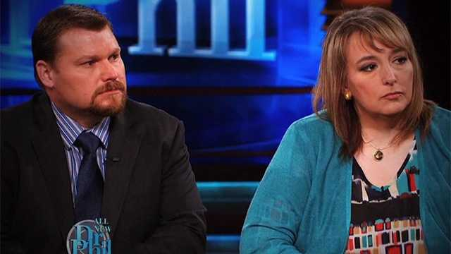 Parsons on Dr. Phil