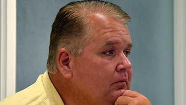 Hillsville Mayor Greg Crowder