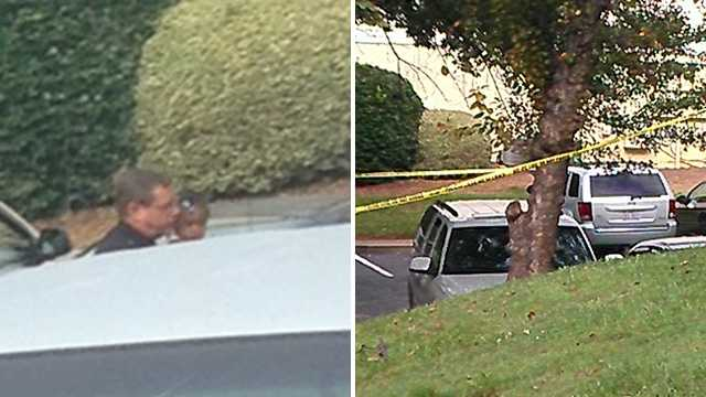 High Point police rescue missing toddler