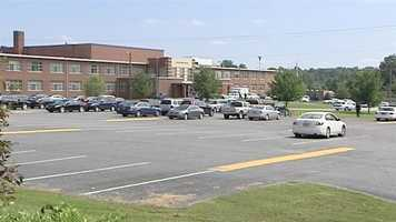 Carver High School is located on Carver School Road. About 700 students are enrolled at Carver.