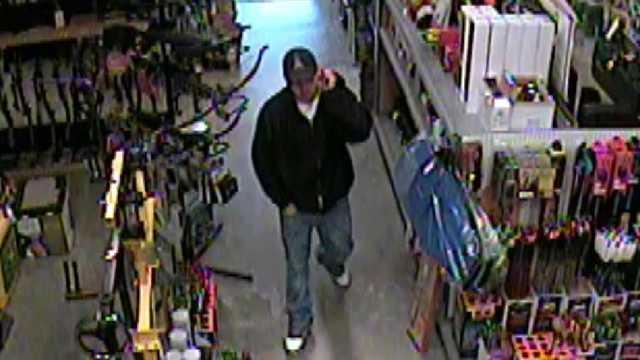 Gun stolen from Boone store surveillance