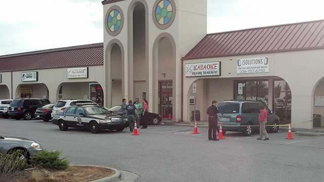 Infant dies after found alone in parked car for International motor cars greensboro nc