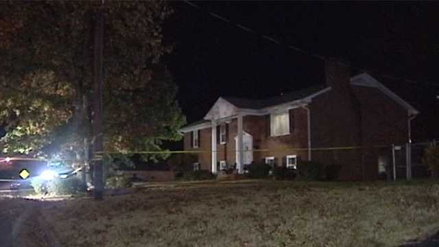 Homicide on Longview Drive in Winston-Salem