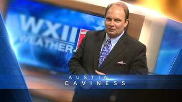You've seen Austin on-air and on wxii12.com. Today, he's going to tell you 20 things that maybe you didn't know about him. Take it away, Austin!