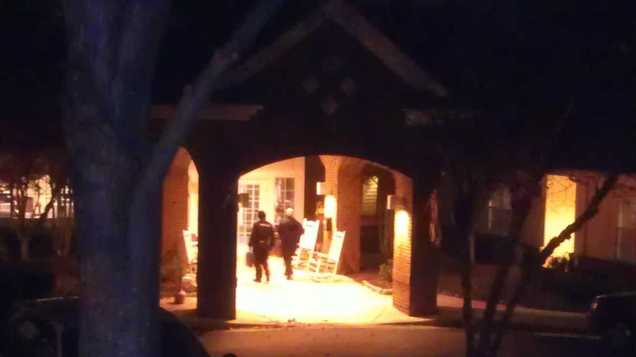 Winston-Salem assisted living home robbery