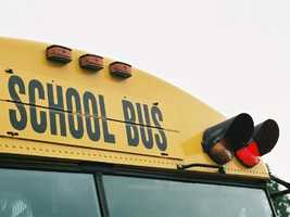 3. Also taking effect Dec. 1: New minimum $500 fines for people who fail to stop for school buses dropping off or picking