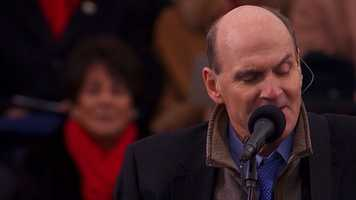 James Taylor (born 1948), singer/songwriter (Chapel Hill)
