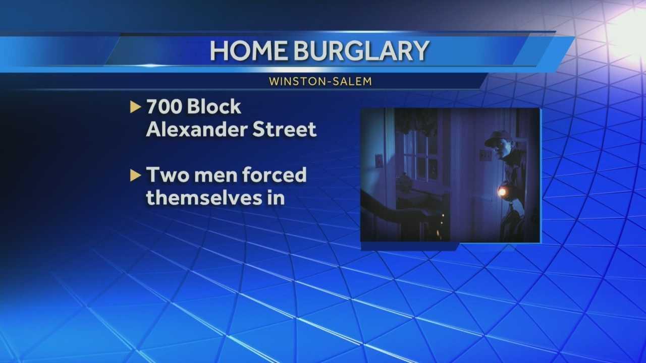 Winston-Salem robbery