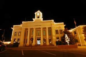 Davie County Courthouse