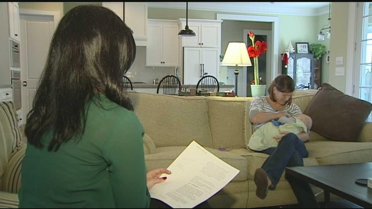 Is breastfeeding in public legal?