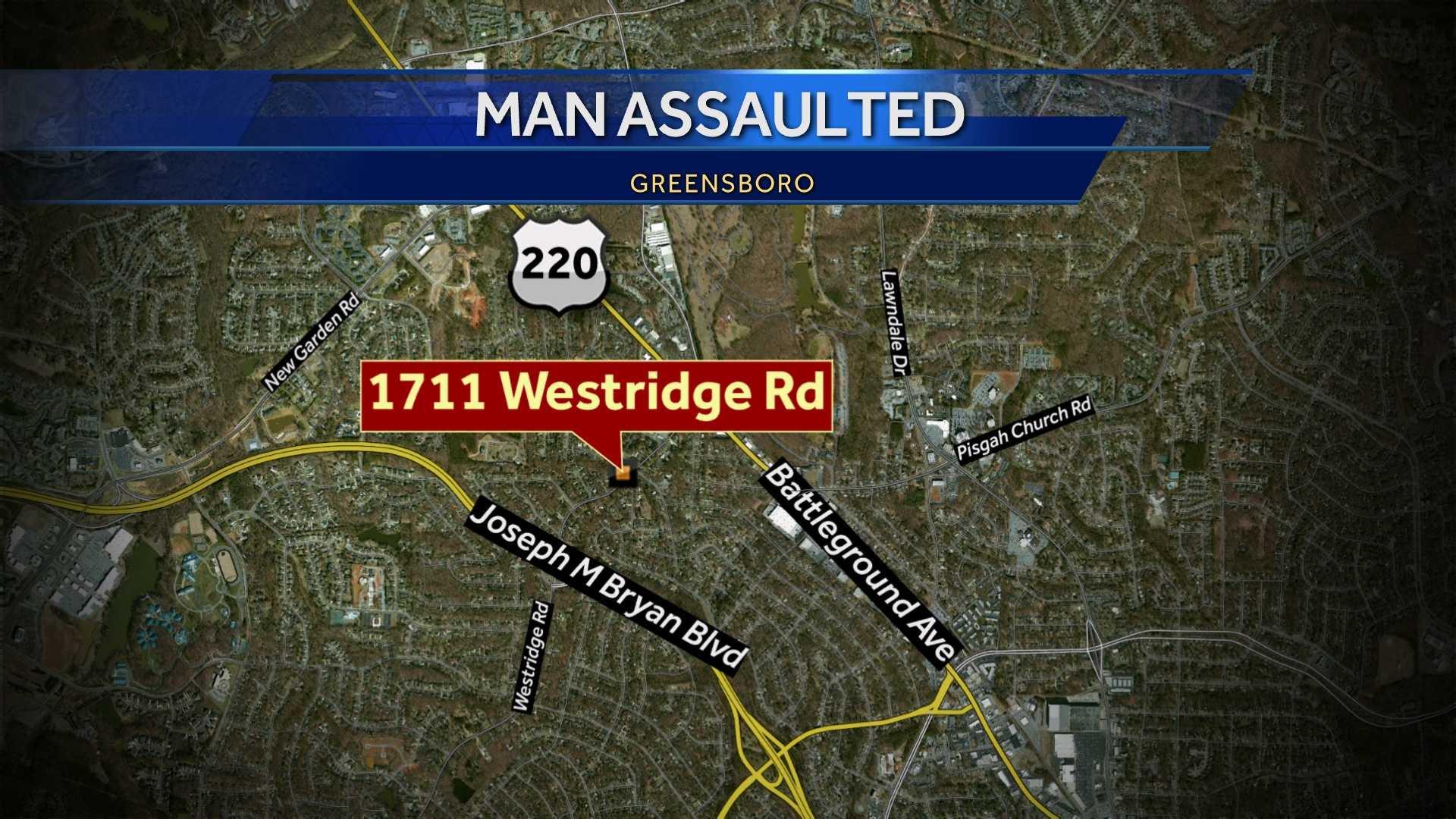 Teen assaulted in Greensboro