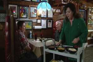 Speaking of popular restaurants, Hillbilly Hideaway is known for its made-from-scratch Southern food. The business has been sharing food and music in Walnut Cove for 36 years.