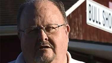 David Pritchard, gun shop owner