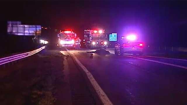 Horse hit, killed on Highway 421 in Yadkin County