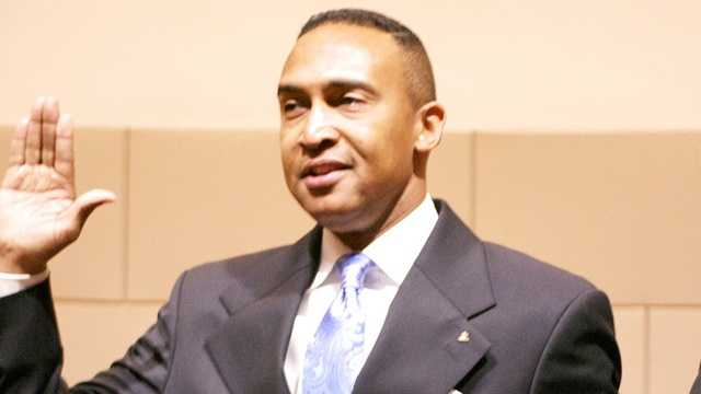 Charlotte Mayor Patrick Cannon
