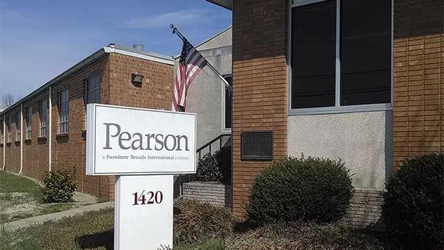 Pearson plant closing