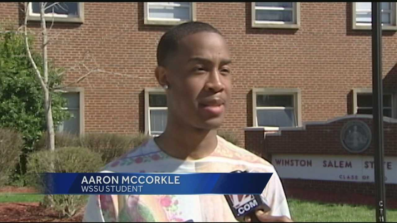WSSU student reacts to prominent alum's controversial tweet