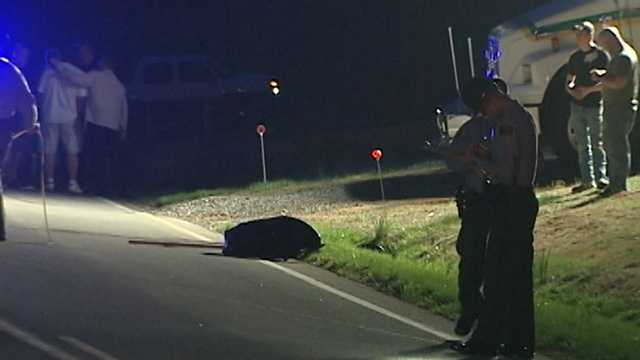 Deadly motorcycle crash in Surry County