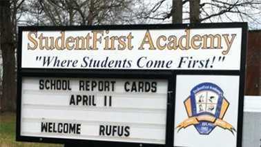 StudentFirst Academy