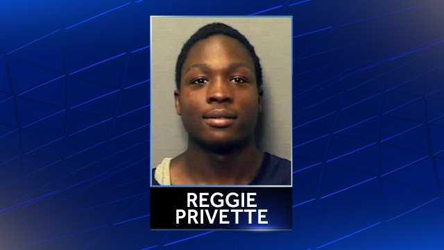 Reggie Privette