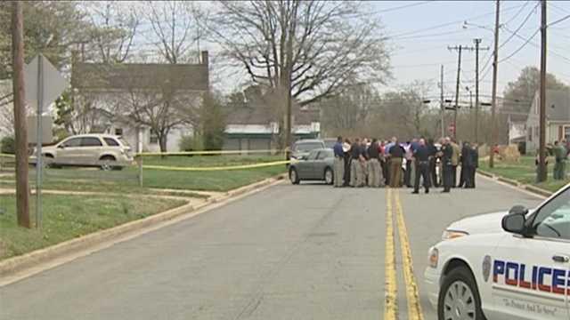 Officer-involved shooting in Winston-Salem