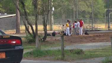 NC 12-year-old killed by line drive