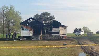 Elderly couple dies in NC house fire